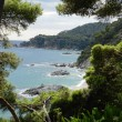 Costa Brava landscape, Lloret de Mar, Catalonia, Spain — Stock Photo