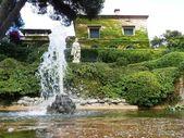 Santa Clotilde Garden, Lloret de Mar, Spain — Stock Photo