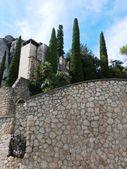 Monastery on Mount Montserrat, Spain — Stock Photo