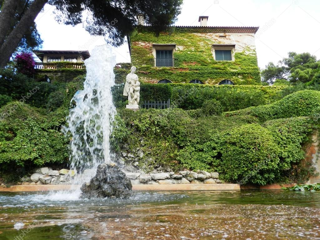 сады санта клотильда испания фото