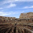 Ruins of the Colosseum, Rome, Italy — Stock Photo