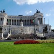 National Monument to Victor Emmanuel II, Rome — Stock Photo #33806015