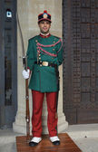 Guard of the Republic of San Marino, Europe — Stock Photo