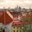 Panorama of Tallinn, Estonia, Europe — Stock Photo