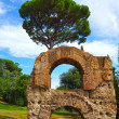 The ruins of ancient Rome, Italy — Stock Photo