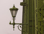Liberty Bridge Budapest, Hungary — Stock Photo