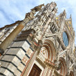 Stock Photo: Duomo of Siena, Tuscany, Italy. Siencathedral