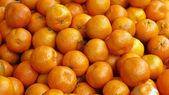 Dojrzałe mandarynki — Zdjęcie stockowe