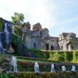 Stock Photo: Villd'Este in Tivoli, Italy, Europe
