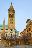 St Peter and St Paul Baisilica, Pecs, Hungary. — Stock Photo