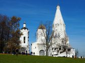 博物馆缅,莫斯科,俄罗斯 — 图库照片