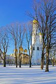 Ensemble of Moscow Kremlin, Russia — Stock Photo
