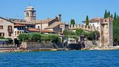 Sirmione on Lake Garda, Italy — Foto Stock