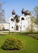 Martha and Mary Convent in Moscow, Russia — Stock Photo