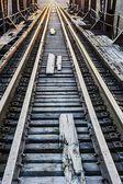 古い鉄道橋 — ストック写真