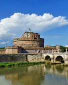 Castle of Angels, Rome, Italy — Stock Photo