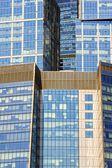 Glass facades  — Stock Photo