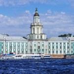 Kunstkammer Museum of St. Petersburg, Russia — Stock Photo #49310375