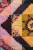 Design of fabric. — Stock Photo