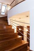 Gran diseño - escaleras — Stockfoto