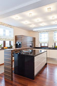 Grand design - kitchen — Stock Photo