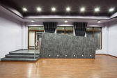 ウッドランド ホテル - エントランス — ストック写真