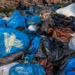Rubbish sacs — Stock Photo #27558517