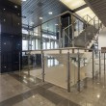 Inside an office — Stock Photo