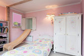 Vintage mansion - girl's room — Stock Photo