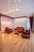 Amaranth house - Living room — Stockfoto