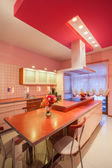 Amaranth house - Kitchen — Stock Photo