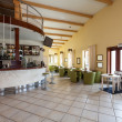 Mediterranean interior - cafe and bar — Stock Photo #29524265