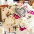 Stock Photo: Mediterranean interior - wedding bunch