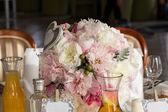 Mediterranean interior - table ornaments — Stock Photo