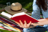 Red book — Stockfoto