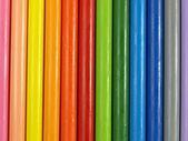 Arco-íris modelagem com argila — Foto Stock