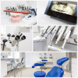 At the dentist's - collage — Stock Photo #29732641