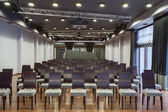 Woodland hotel - Conference hall — Stock Photo