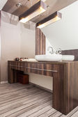 Country home - wash basin — 图库照片
