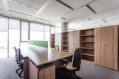 Conference room in the office — Stock Photo