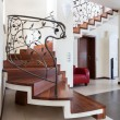 Classy house - Stairs — Stock Photo