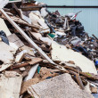 Scrapyard close up — Stock Photo