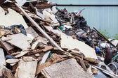 Scrapyard close up — Stock Photo