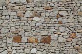 Background of grey stones — Stock Photo