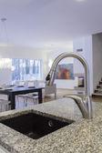 Designers interior - Faucet — Stock Photo