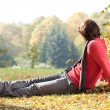 Resting in beautiful place — Stock Photo