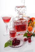 果物からアルコール飲料 — ストック写真