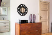 Vintage mansion - chest of drawers — ストック写真