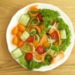 Summer salad — Stock Photo #37100423