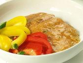 Indian curry fish — Stok fotoğraf
